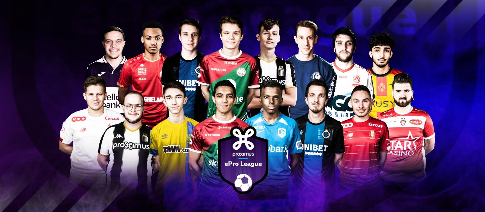 Proximus ePro League