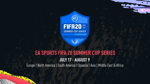 FIFA 20 Summer Cup Series