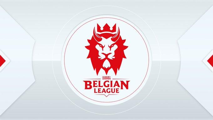 Belgian League Header League of Legends