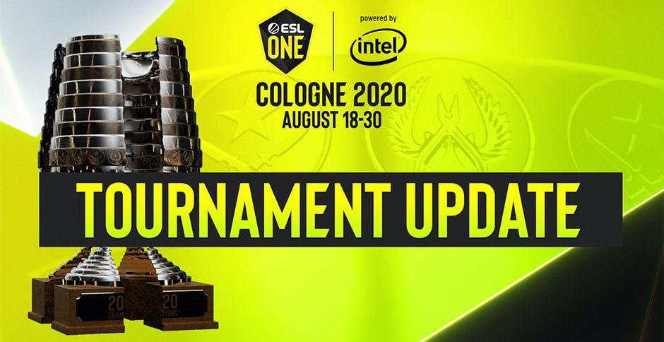 ESL One Cologne 2020 Online