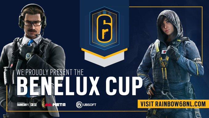 Benelux Cup Rainbow Six Siege